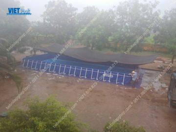 Bể bơi lắp ghép di động thông minh tại Tỉnh Dak Nông