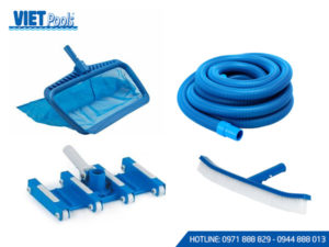 thiết bị vệ sinh bể bơi