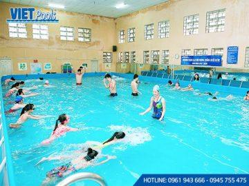 Giải pháp bể bơi di động thông minh VIETPOOLS