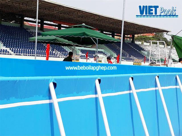 bể bơi trẻ em vietpools tại tttdtt lạng sơn 1