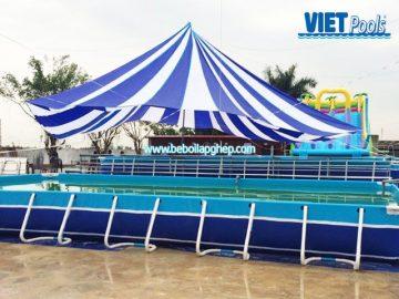 Bể bơi thông minh VIETPOOLS tại Phú Xuyên Hà Nội