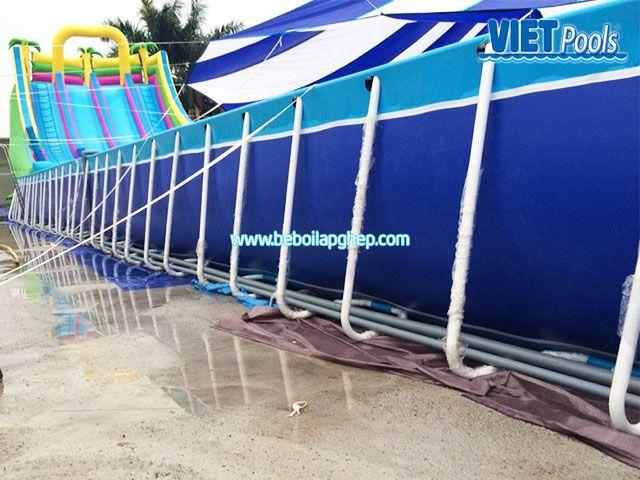Bể bơi thông minh VIETPOOLS Phú Xuyên Hà Nội 3