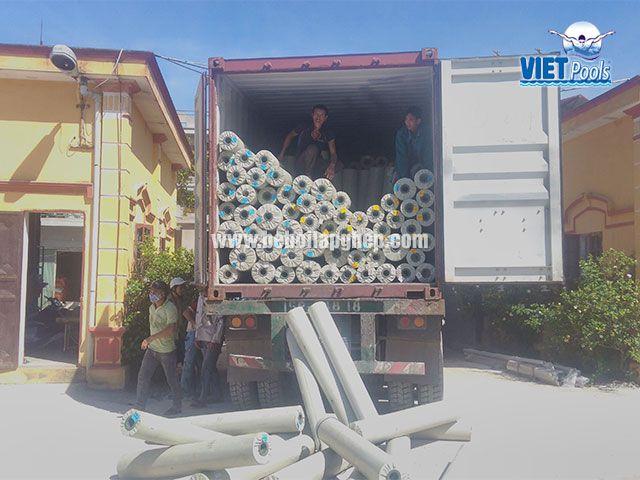 bạt PVC nhập khẩu