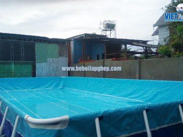 Cặp bể bơi thông minh Vietpools tại Bình Phước