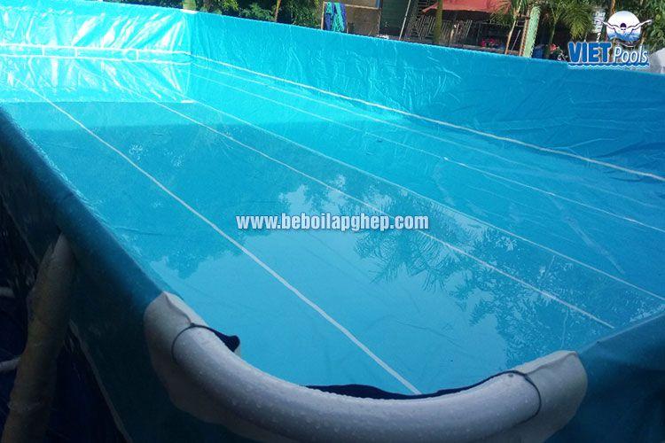 Cặp bể bơi thông minh Vietpools tại Bình Phước 2