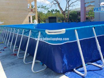 Bể bơi thông minh Vietpools tại Buôn Mê Thuột
