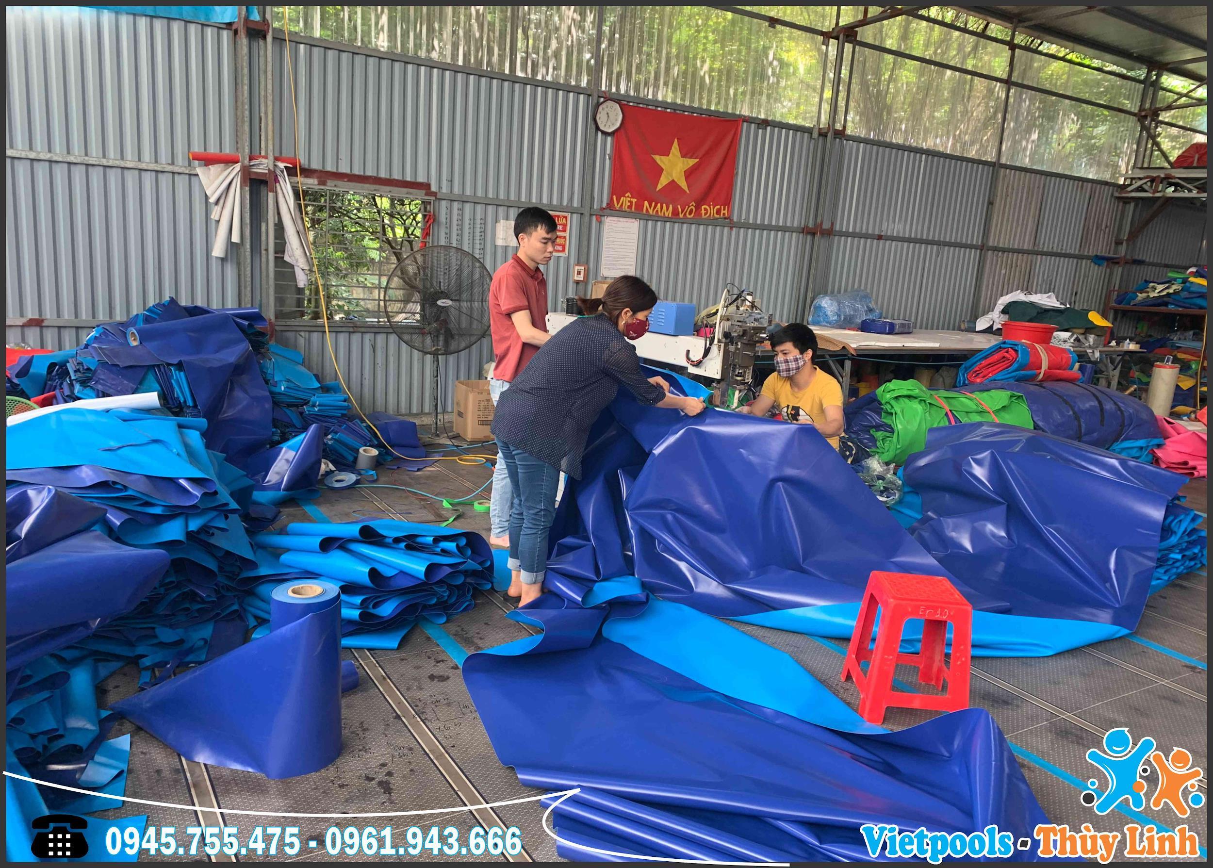 Bể Bơi Di Động Vietpools Thùy Linh Thương Hiệu Uy Tín Tại Việt Nam 12