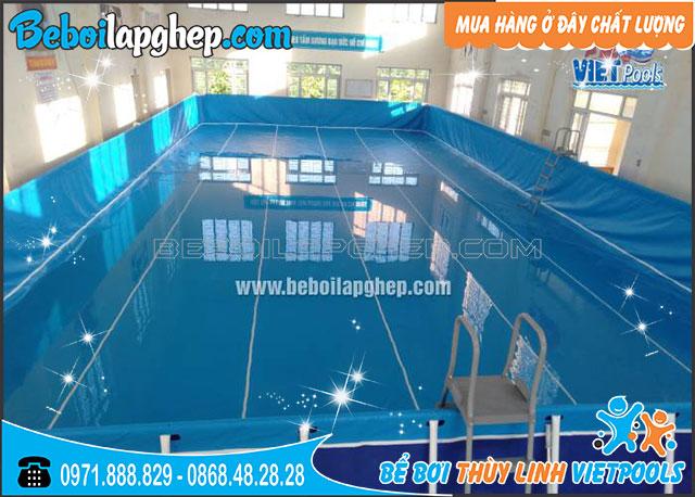 hồ bơi trường học Vietpools