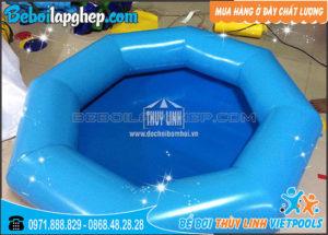 bể bơi bơm hơi Thùy Linh