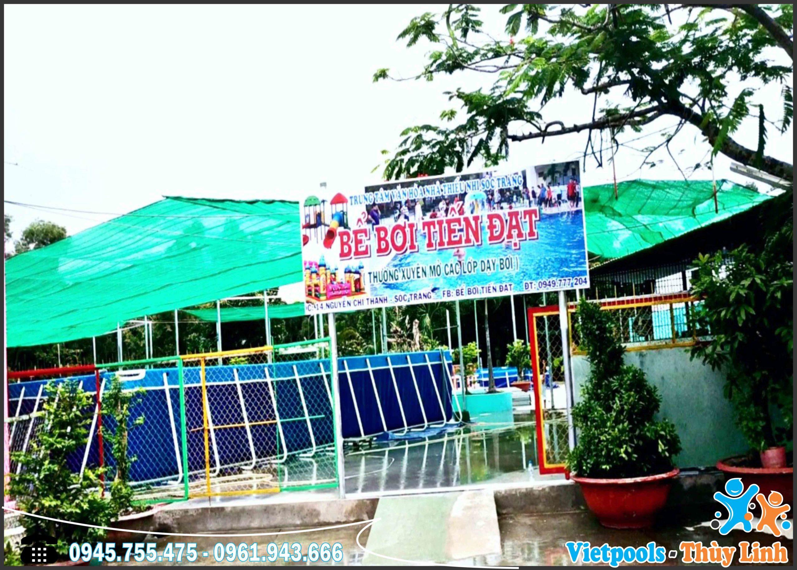 Xưởng sản xuất bể bơi thông minh hàng đầu Việt Nam 13