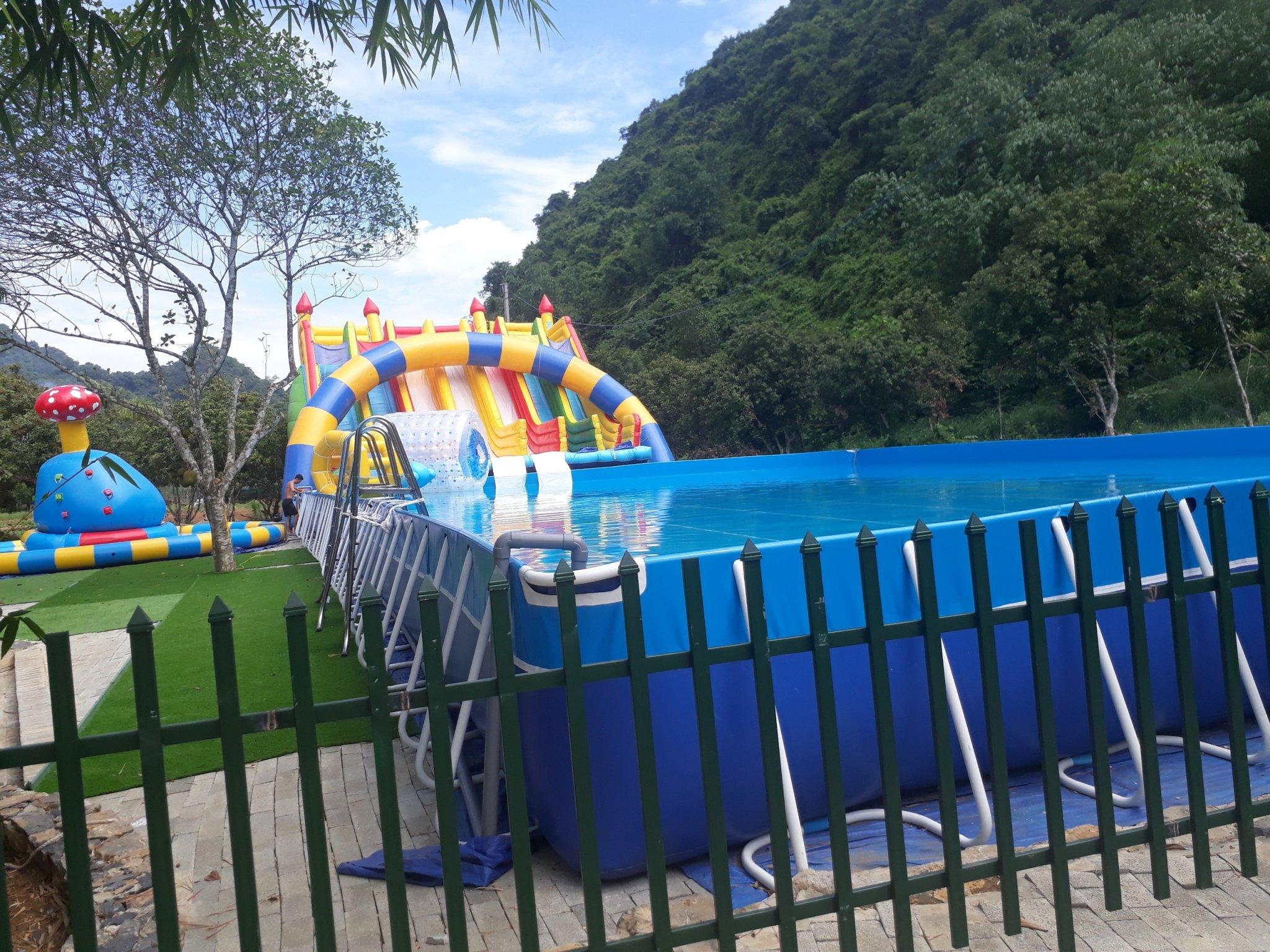Xưởng sản xuất bể bơi thông minh hàng đầu Việt Nam 7