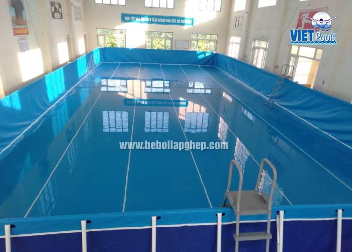 bể bơi trường học Vietpools