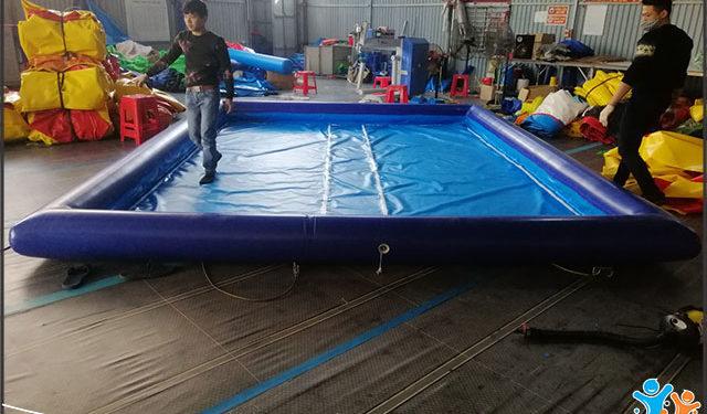 bể bơi phao bơm hơi
