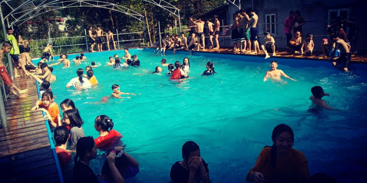 hồ bơi thông minh Vietpools