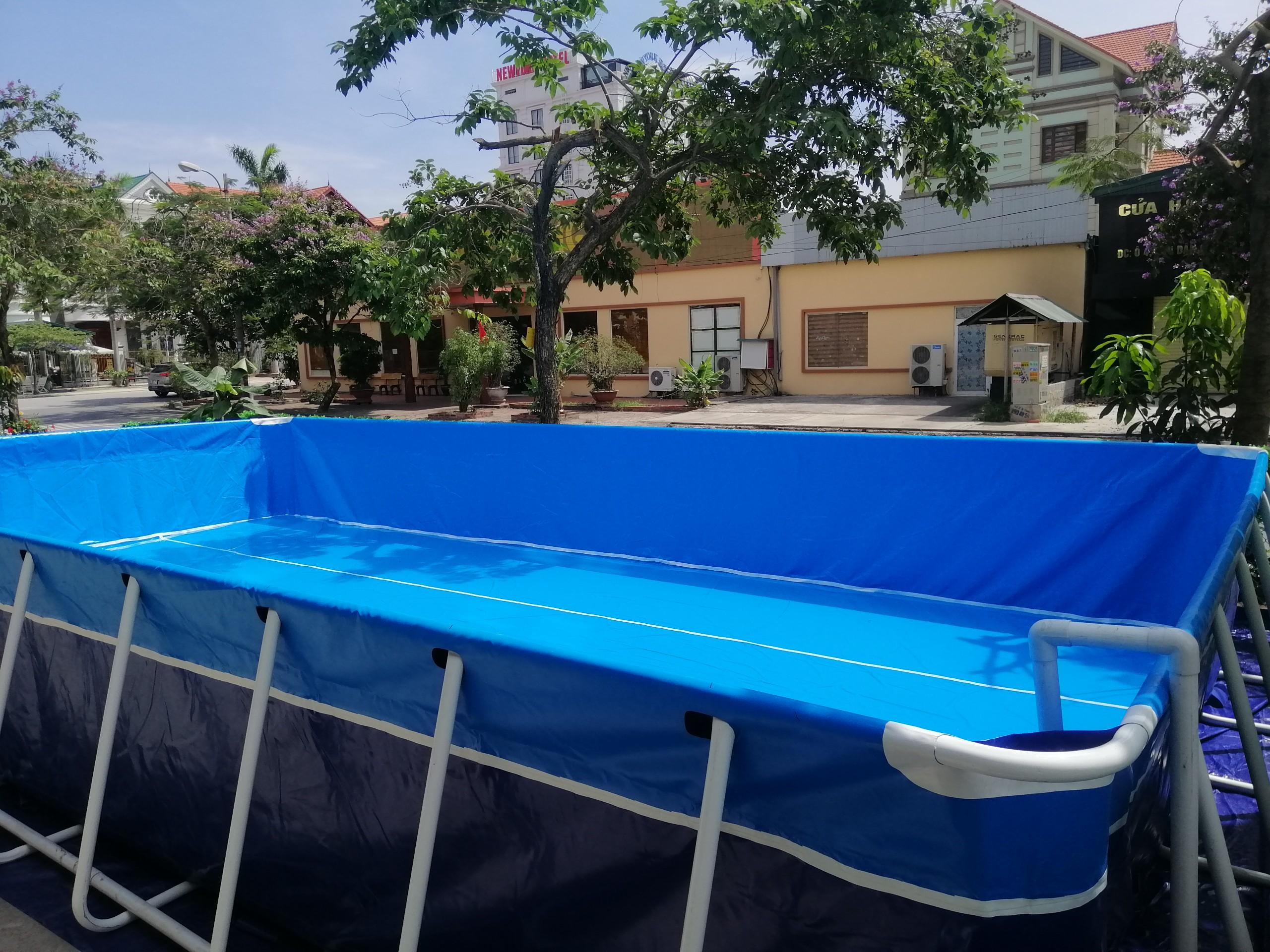hồ bơi lắp ráp Vietpools