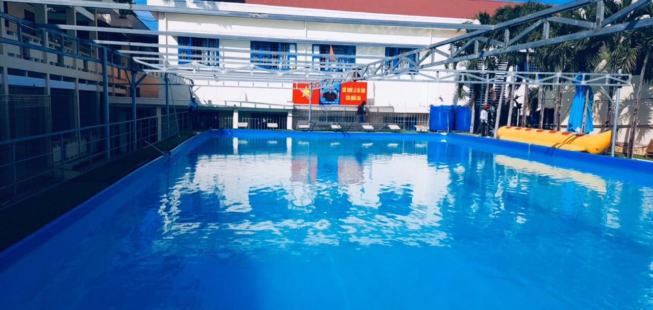 kinh doanh hồ bơi lắp ghép chất lượng