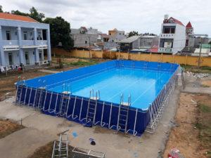Bộ KIT Test PH Và Clo Bể Bơi 2