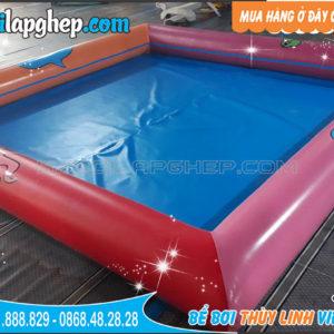 bể bơi bơm hơi