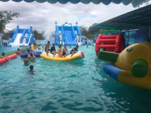 Kinh Doanh Hồ Bơi Lắp Ghép 11,1m x 24,6m 3