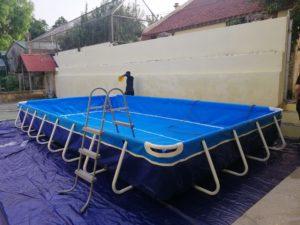 bể bơi lắp ghép chất lượng