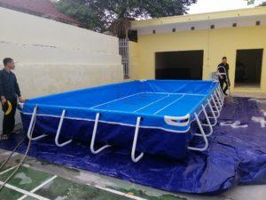 bể bơi lắp ghép cho gia đình Vietpools
