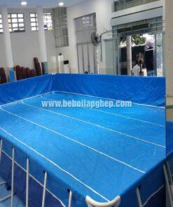 bể bơi di động cho gia đình