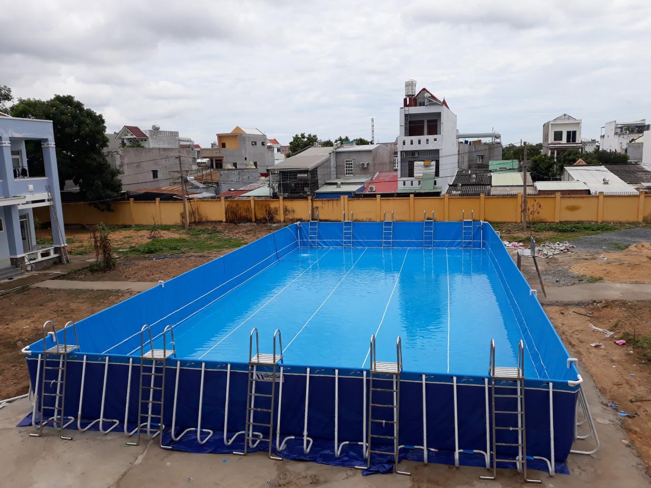 hồ bơi lắp ghép Vietpools