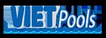 logo bể bơi di  dộng