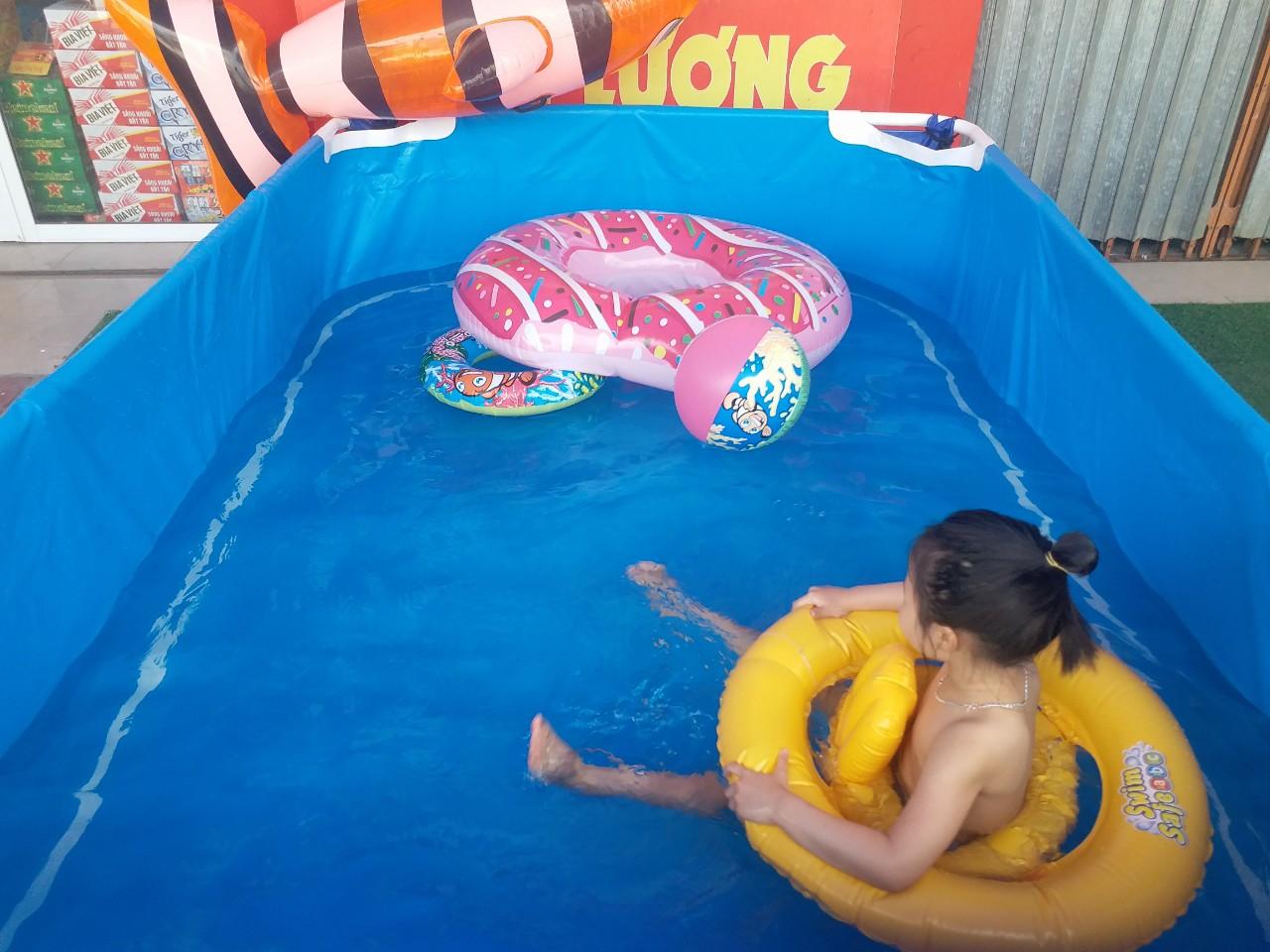 hồ bơi trẻ em giá rẻ