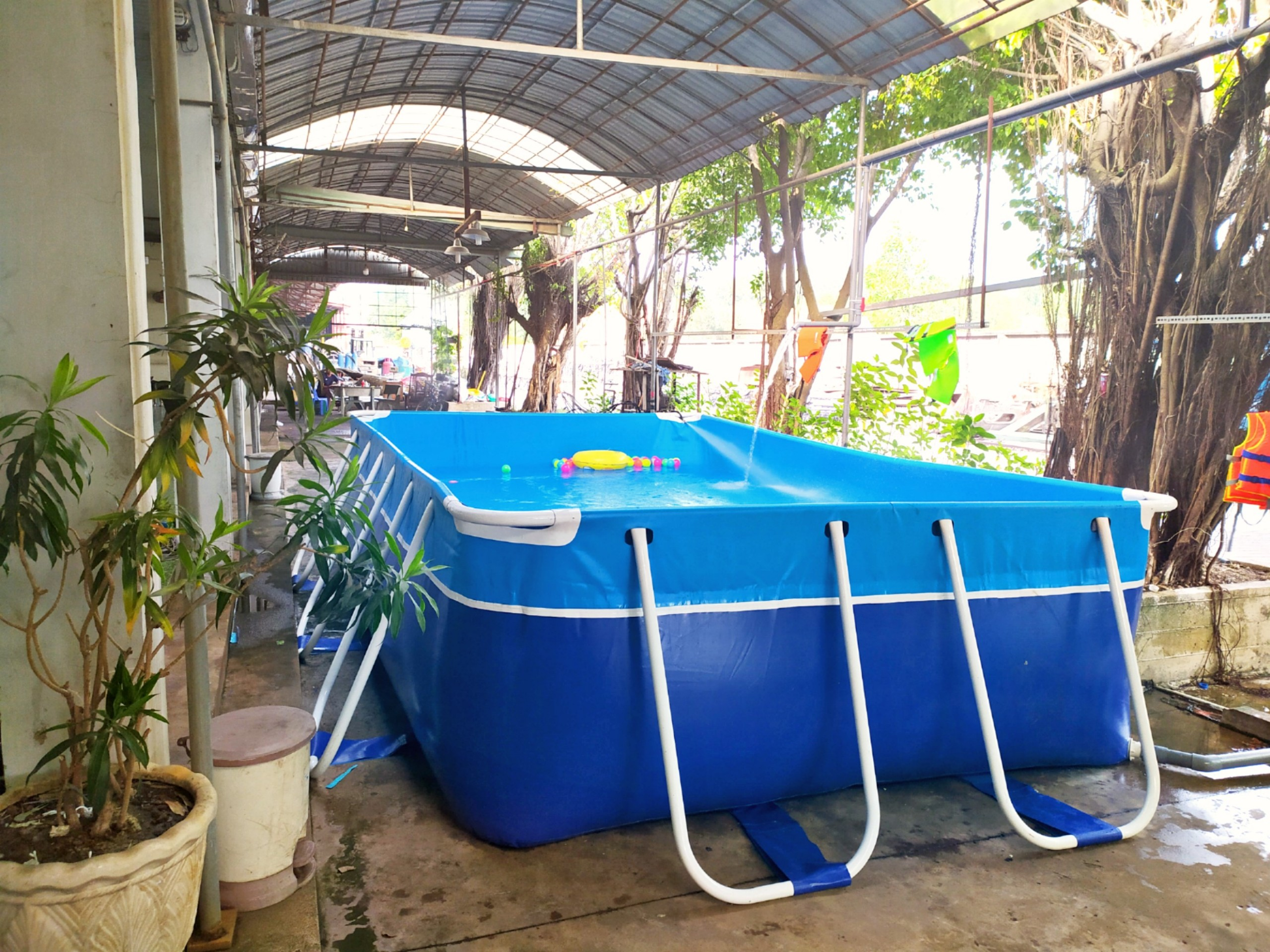 bể bơi gia đình Vietpools