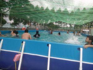 Dung Dịch Axit HCL Cho Bể Bơi 1