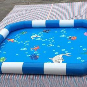bể bơi câu cá bơm hơi
