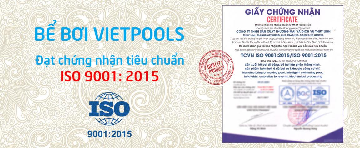 Bể bơi di động lắp ghép Thuỳ Linh giá rẻ
